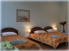 Hostels in the Center of Vilnius - B&B Florens, Triple room with private bathroom