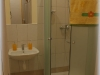 Hostel in Vilnius Old Town - B&B Florens, private bathroom with shower