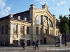 Hale Market in Vilnius (Old Town)